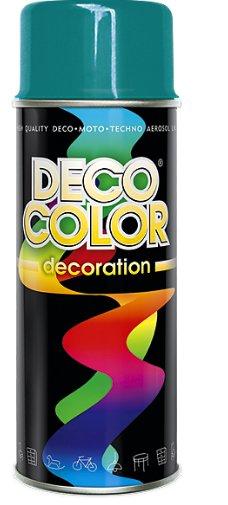 Lakier Spray Farba Deco Color 400ml Turkusowy Lubniany Allegro Pl