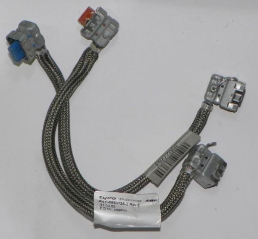 Kabel Przetwornica Przetwornicy Valeo D1S D2S