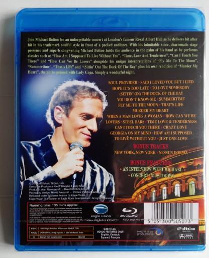 Michael Bolton Live At The Royal Albert Hall