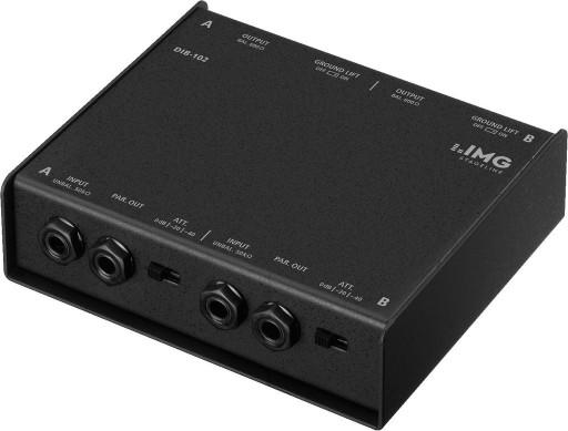 stereofoniczny di-box DIB-102 IMG Stage Line