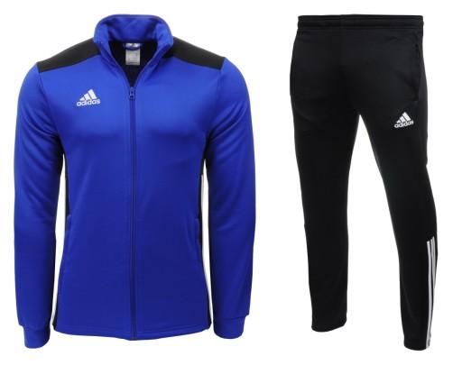 Adidas dres męski spodnie bluza Regista L 2220.