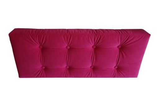 Poduszka Zagłówek Oparcie Wezgłowie łóżka 90cm N