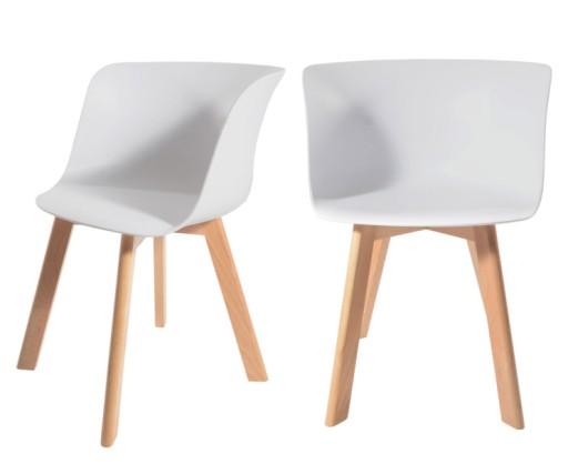 Współczesna krzesło do nowoczesnego salonu