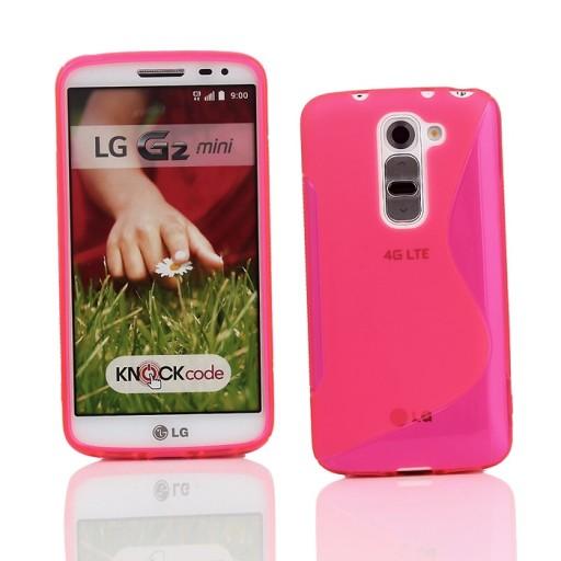 Lg G2 Mini Gumowe Etui Guma Futeral S Line Rozowy 6799423358 Sklep Internetowy Agd Rtv Telefony Laptopy Allegro Pl