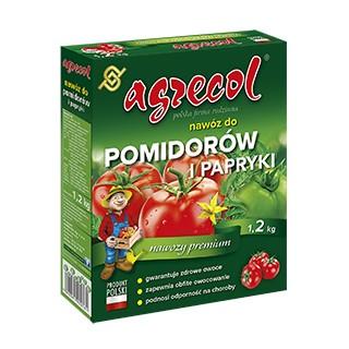 Nawoz Do Pomidorow I Papryki 1 2kg Agrecol Potas 7464130343 Allegro Pl