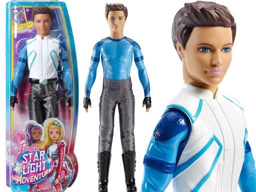 Barbie Lalka Gwiezdna Przygoda Kosmiczny Ken Dlt24 7281233937 Allegro Pl