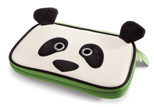 Portfel Panda Yaa Boo 12x21 cm (41098) NICI
