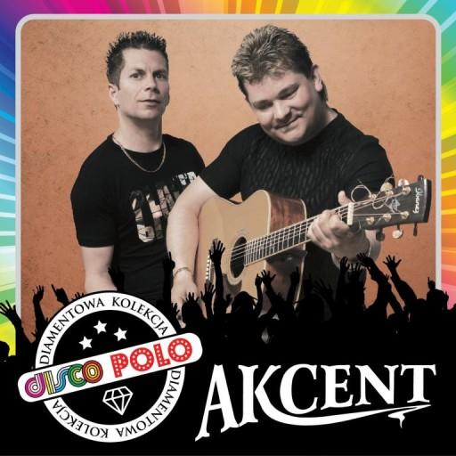AKCENT Diamentowa Kolekcja Disco Polo CD