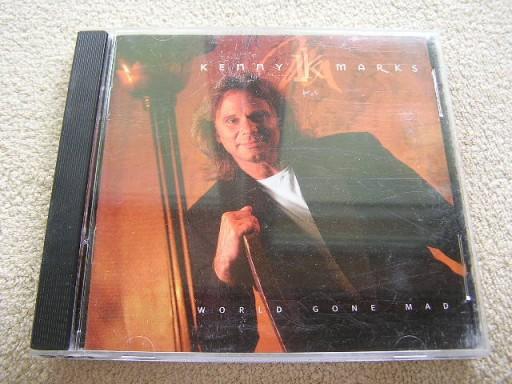 Kenny Marks - World Gone Mad (CD).58