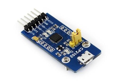 CP2102 USB - UART konwerter RS232 ARDUINO