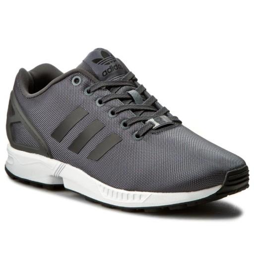 Buty męskie adidas ZX Flux BY9415 | Czarny, Biały, odcienie