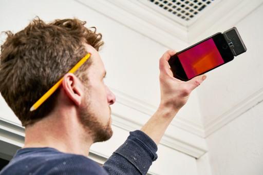 NOWOŚĆ! FLIR ONE PRO iOS Kamera termowizyjna