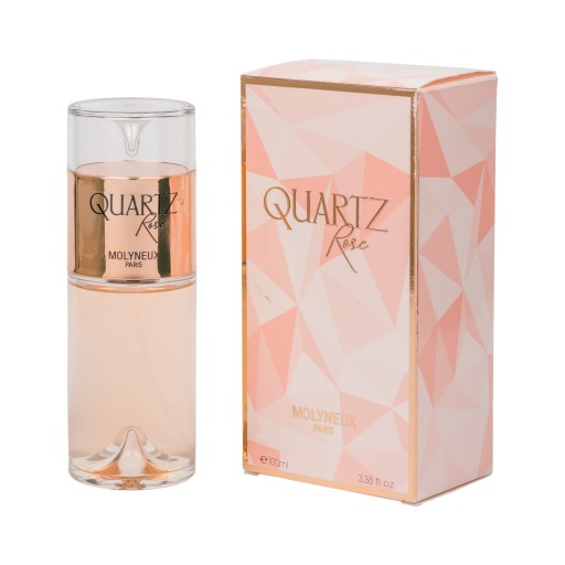 molyneux quartz rose