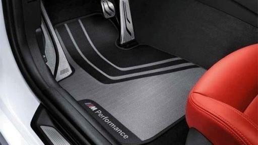 KILIMELIAI BMW M PERFORMANCE BMW 4 F32 F36 ORIGINALUS