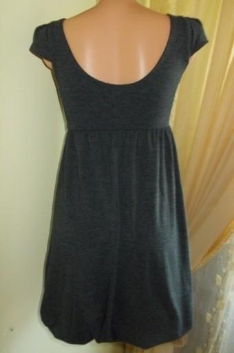 Sukienka bombka z kokardą Glamorous ( 38 ) TANIO