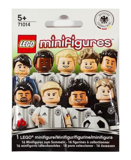 LEGO MINIFIGURES DFB 71014 PIŁKARZ MARCO REUS