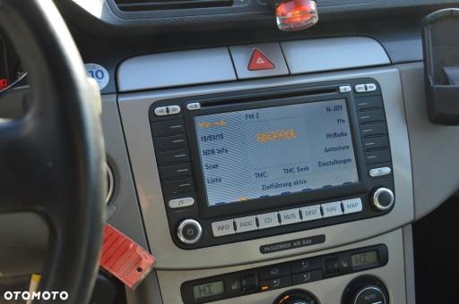 Wybitny RADIO NAWIGACJA VW PASSAT B6 TOURAN GOLF ORYGINAŁ 7388429065 ZK21