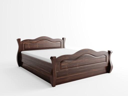 łóżko Sosnowe Romantica 200x220 Skrzynia Stelaż