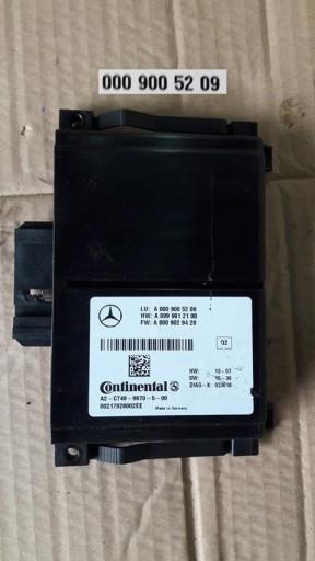 CONTROLLER MERCEDES GLS 166 GLE 292 0009005209