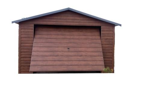 Garaże Blaszane Garaż Blaszany 3x5 Mazowieckie 7108949924 Allegropl
