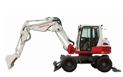FILTERS A SET TAKEUCHI TB295W 2014 ISUZU UNIMOT