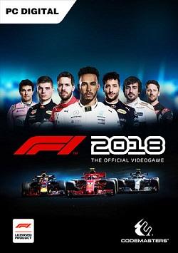 GRA F1 2018 KONTO STEAM NOWE PL / PC