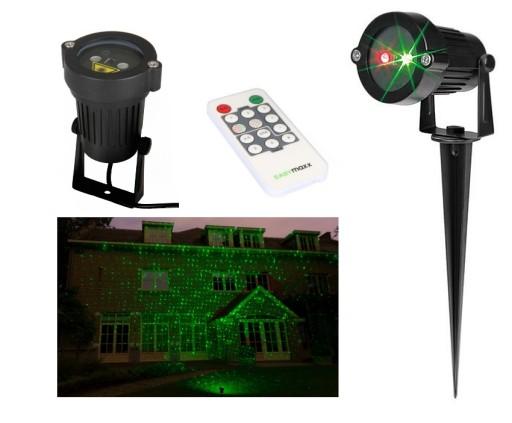 Projektor Laserowy Shower Swiateczny Easymaxx Tv 7076667953 Allegro Pl