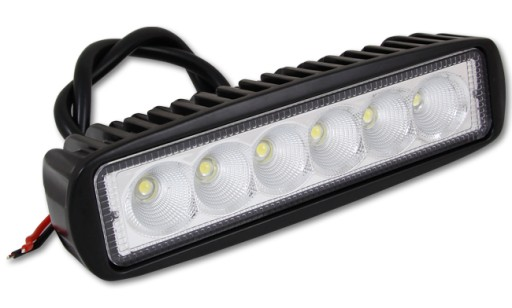 lampy led do ciągnika allegro