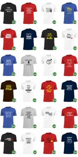 wspaniałemu mężowi łobuziara...IMIĘ żony prezent 7666498374 Odzież Męska T-shirty WT DRIJWT-8
