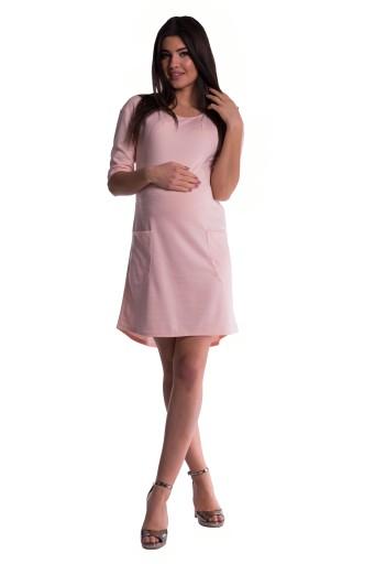 Sukienka ciążowa i do karmienia Oasi 3594 S