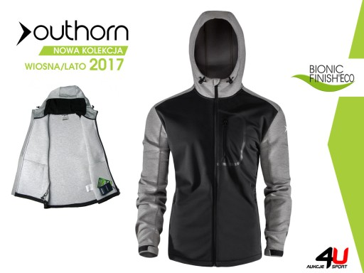 Kurtka SOFTSHELL OUTHORN SFM601 NOWOŚĆ 2017 r. XXL