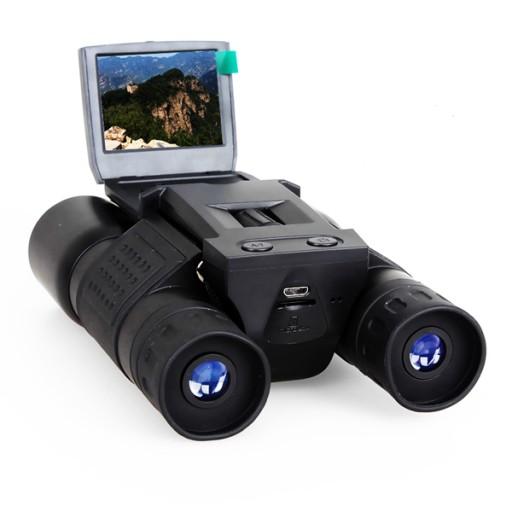 Cyfrowa Lornetka Hd 720p 12x32 Zoom Kamera Lcd 2 0 9480338183 Allegro Pl