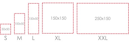 #G Okleina STICKERBOMB 100x50cm ORAJET