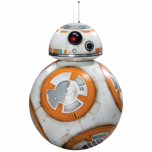 Naklejki Na Sciane Star Wars Bb8 70x44cm 7051144571 Allegro Pl