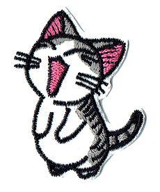 Aplikacja Kot Kitty Kotek Termo Naszywka 1661 7981424832 Allegro Pl
