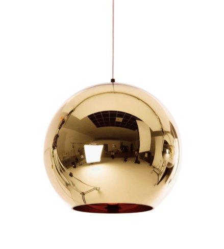 Lofthome Duza Lampa Nordic Zlota Kula Typu Dixon 7769559661 Allegro Pl