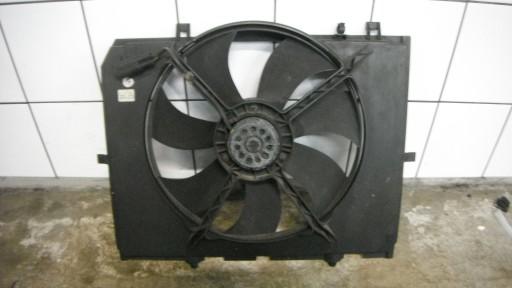 MERCEDES-BENZ W210 S210 VENTILIATORIUS AUSINTUVO 0015003093