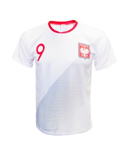Koszulka Lewandowski Polska 2018 2019 Rozm 92 7495461975 Allegro Pl