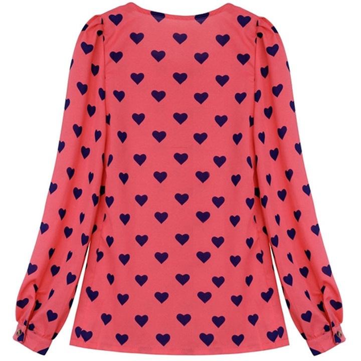 Mist, women's blouse, buttons, print, stylish M 38 9664446961 Odzież Damska Topy GZ ESQWGZ-5