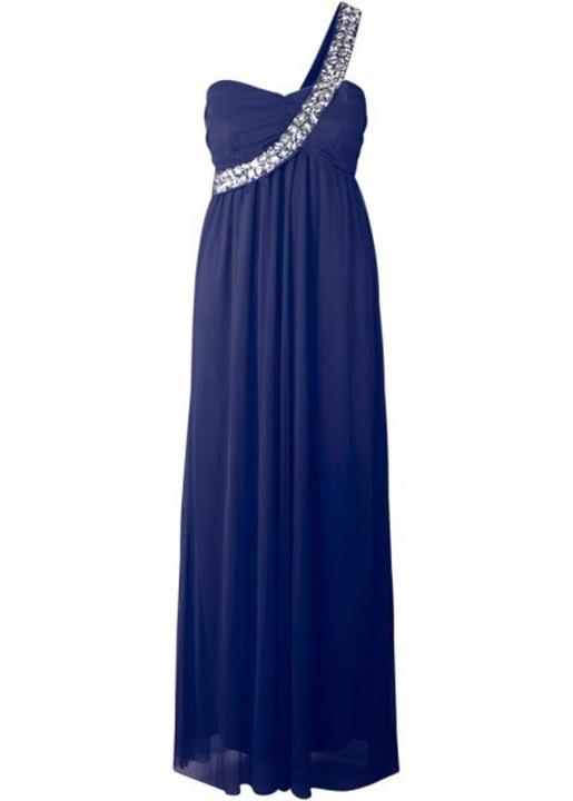 BB227 Elegancka sukienka z koralikami 36/38 NOWA! 8961529503 Odzież Damska Sukienki wieczorowe GN YJZCGN-6