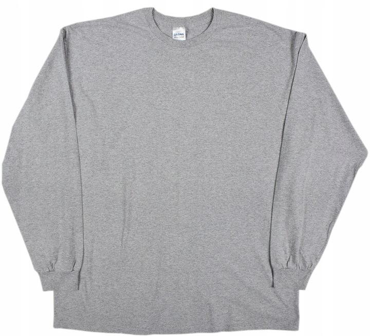 Duża Koszulka Gildan z USA 3XL 132cm KDR050 8599598816 Odzież Męska Koszulki z długim rękawem ZR PKVHZR-8