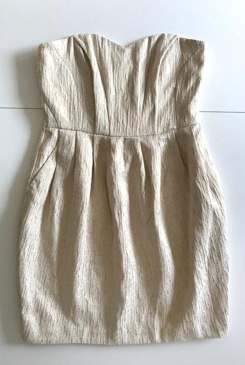 H&M Sukienka rozm. 42 7129827347 Odzież Damska Sukienki BO TWWNBO-6