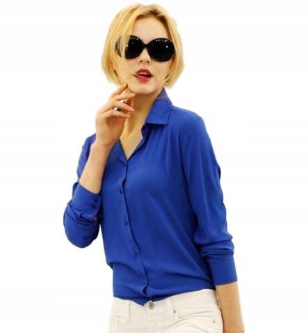 Women's basic elegant casual women's shirt S 9664445594 Odzież Damska Topy FP QBHNFP-4